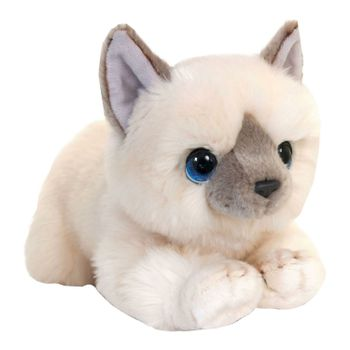 Keel Toys Cream Cuddle Kitten 32 cm