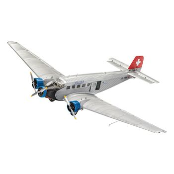 Revell plastic model Junkers Ju52/3m Civil 1:72