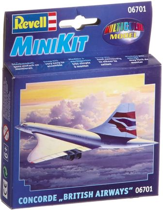 Revell plastic model Mini Jets 1: 685