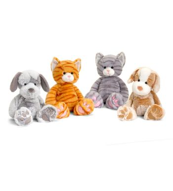 Keel Toys Love to Hug, random 1 animal 18cm
