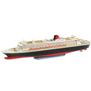 Revell plastic model OceanLiner QUEEN MARY 2 Scale: 1:1200