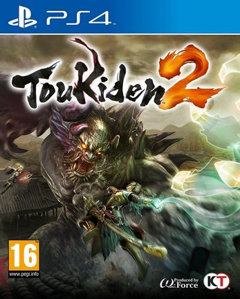 PS4 Toukiden 2 [USED] (Grade A)