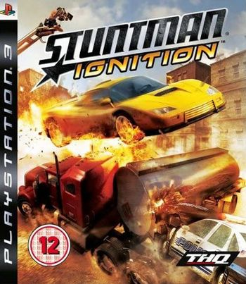 PS3 Stuntman Ignition [USED] (Grade A)
