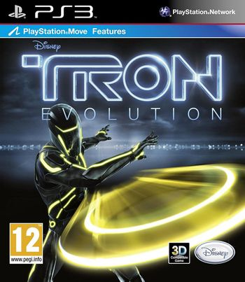 PS3 TRON: Evolution [USED] (Grade A)