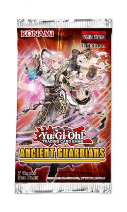 Yu-Gi-Oh! Trading Card Game - Ancient Guardians Special Booster Pack