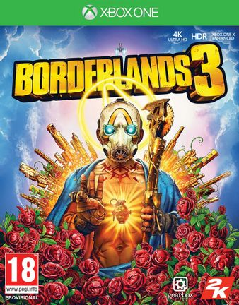 Xbox One Borderlands 3 [USED] (Grade A)
