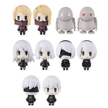 Trading Arts: NieR:Automata - Mini Figures Blind Boxes 10-Pack