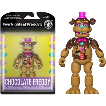 Five Nights at Freddy's: Special Delivery - Chocolate Freddy Action Figure, 13cm