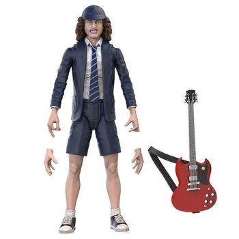 AC/DC - Angus Young BST AXN Action Figure, 13cm