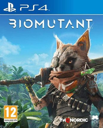 PS4 Biomutant [USED] (Grade A)