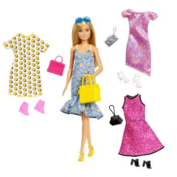 Barbie - Doll and Party Fashion