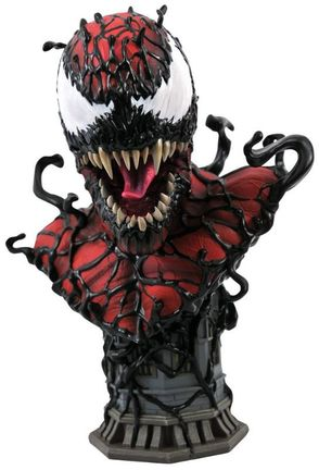 Diamond Select Toys Marvel Legends In 3D Carnage 1/2 Scale Bust