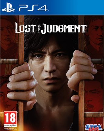 PS4 Lost Judgment
