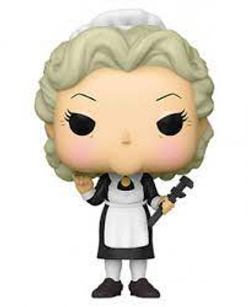 POP! Retro Toys: Clue - Mrs. White With The Wrench Vinyl Figure
