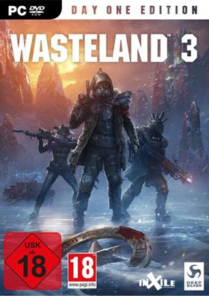 PC Wasteland 3 Day One Edition