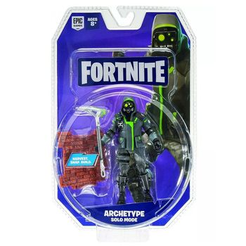 Fortnite: Solo Mode - Archetype Action Figure Pack, 10cm