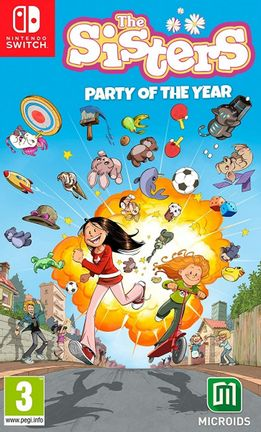 SWITCH Sisters: Party of the Year
