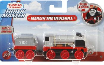 Fisher-Price Thomas  Friends: Track Master Push Along - Merlin the Invisible