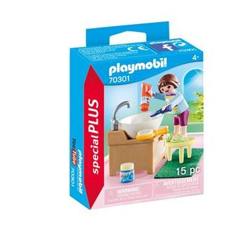 Playmobil Special Plus - Childrens Morning Routine (70301)