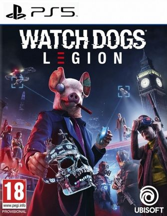 PS5 Watch Dogs Legion [USED] (Grade A)
