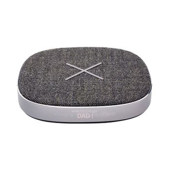 SACKit CHARGEit - World's coolest dad Powerbank Gray