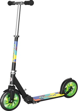 Razor - A5 Lux Light Up Scooter - Green