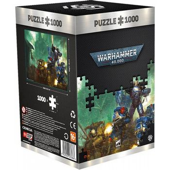 Good Loot Puzzle: Warhammer 40,000 - Space Marine, 1000 Pieces