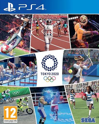 PS4 Olympic Games Tokyo 2020: The Official Video Game