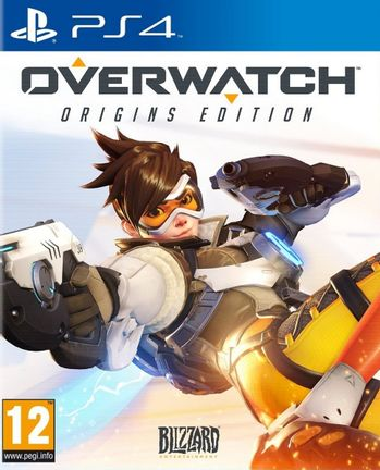PS4 Overwatch Origins Edition [USED] (Grade A)