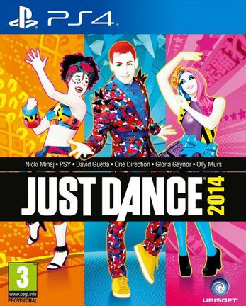 PS4 Just Dance 2014 [USED] (Grade A)