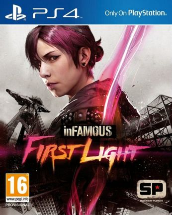 PS4 inFAMOUS: First Light incl. Russian Audio [USED] (Grade A)