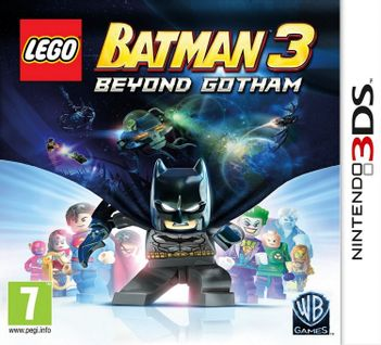 3DS LEGO Batman 3: Beyond Gotham