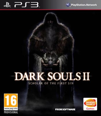 PS3 Dark Souls II: Scholar of the First Sin