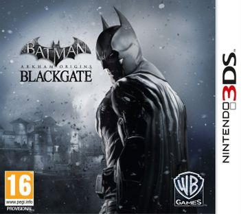 3DS Batman: Arkham Origins Blackgate