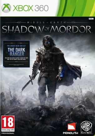 Xbox 360 Middle-Earth: Shadow of Mordor