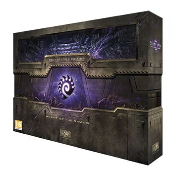 PC StarCraft II: Heart of the Swarm Collector's Edition