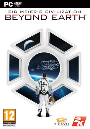 PC Sid Meier's Civilization: Beyond Earth incl. Cloth Map