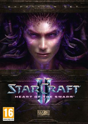 PC StarCraft II: Heart of the Swarm