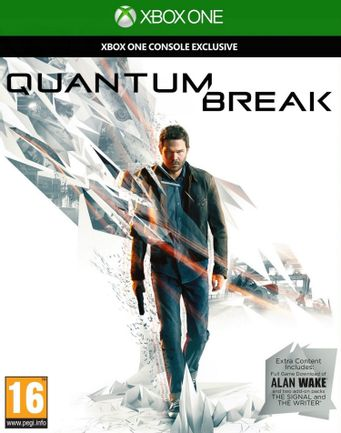 Xbox One Quantum Break incl. Alan Wake
