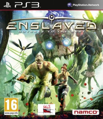 PS3 Enslaved: Odyssey To The West