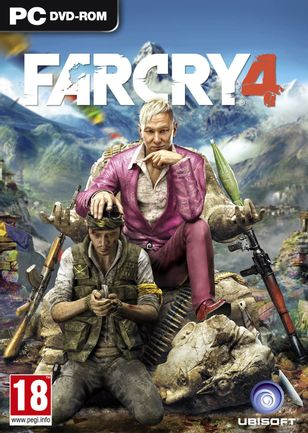 PC Far Cry 4