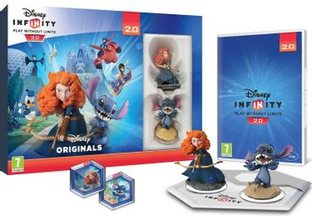 Xbox 360 Disney Infinity 2.0: Pack Toy Box Combo