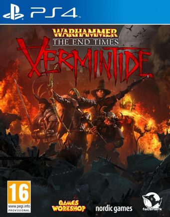PS4 Warhammer: The End Times - Vermintide