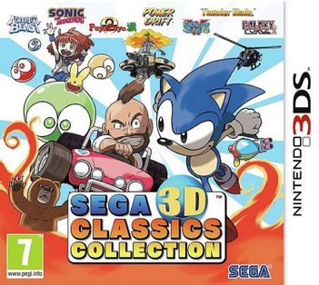 3DS SEGA Classics Collection