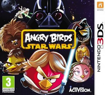 3DS Angry Birds: Star Wars
