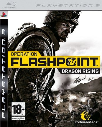 PS3 Operation Flashpoint: Dragon Rising