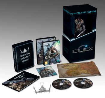 PC Elex Collector's Edition