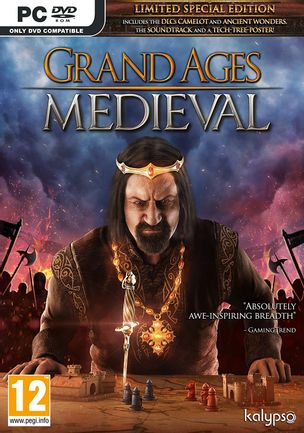 PC Grand Ages: Medieval Limited Special Edition