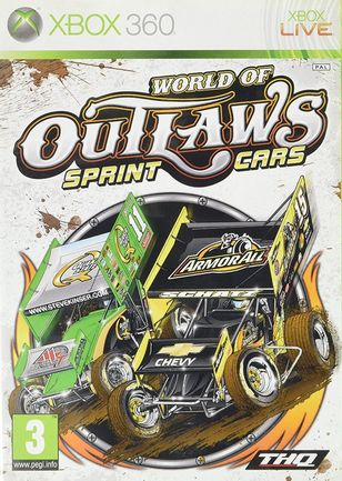 Xbox 360 World of Outlaws: Sprint Cars