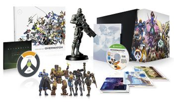 Xbox One Overwatch Collector's Edition